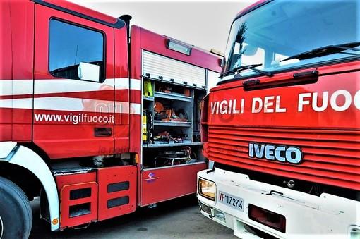 Fontanelle di Boves: auto urta conduttura del gas, tecnici al lavoro per il ripristino