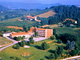 La collina che attualmente ospita l'Istituto agrario di Verzuolo
