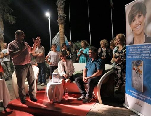"""Successo a Vallecrosia per la terza edizione di """"Sport meets food"""" dedicata alla memoria del giovane Luca Borgoni"""
