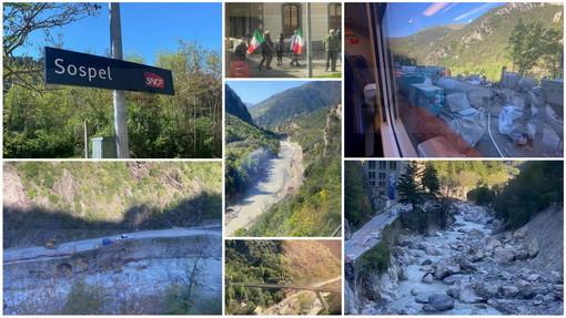 """Linea Cuneo-Ventimiglia, riparte il trasporto da Limone. Ma il comitato ferrovie locali festeggia """"a metà"""""""