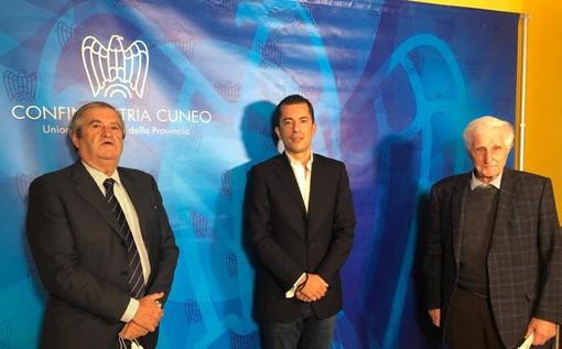 L'assessore Gabusi interviene al Consiglio regionale di Confindustria Cuneo