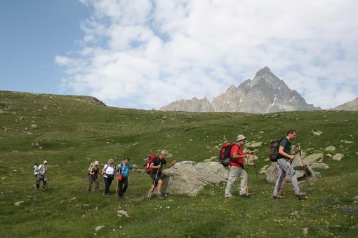 Attività di escursionismo e trekking promosse dall'Assocazione Vesulus