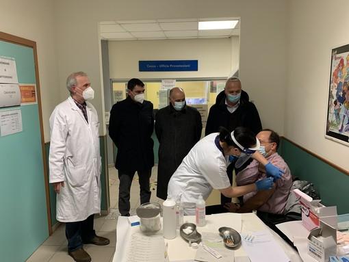"""Partita anche a Fossano la campagna vaccinale contro il Covid-19:""""noi operatori lo stavamo davvero aspettavamo"""""""
