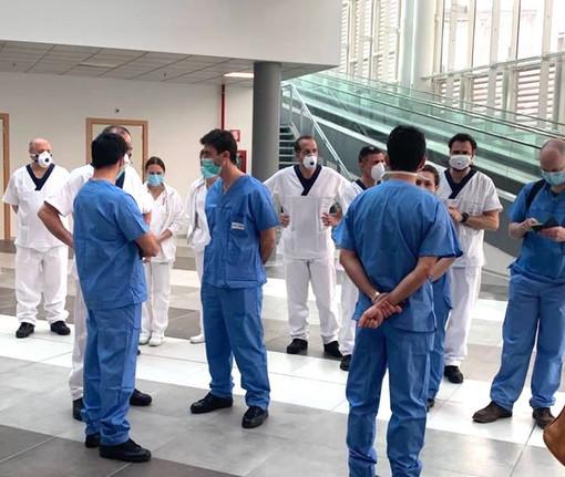 Il nuovo progetto della Fondazione Nuovo Ospedale: sei borse di specializzazione per giovani medici a Verduno