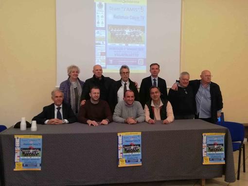 Da Villafalletto alla ribalta nazionale: con la partita del cuore tra solidarietà, turismo e… Gabibbo