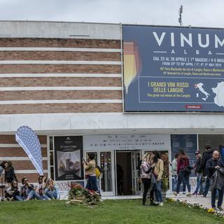 L'edizione 2019 di Vinum (Foto Gerbaldo)