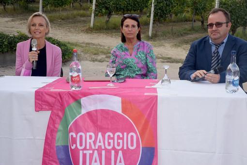 """""""Coraggio Italia"""": presentato il gruppo di Alba, Langhe e Roero"""
