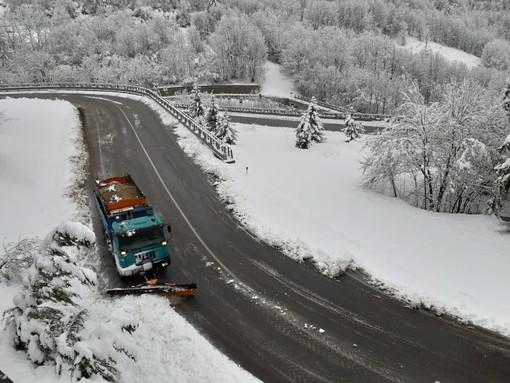 Neve in Granda: le immagini dalle webcam della Provincia (FOTO)