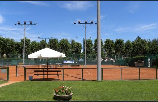 In foto il tennis club di Savigliano