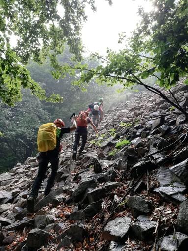 In valle Gesso riprendono le ricerche del 66enne scomparso da venerdì 10 luglio