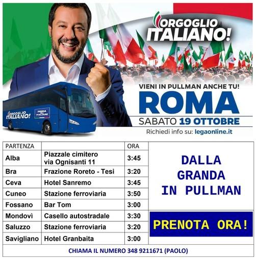 """""""Con Matteo Salvini per il cambiamento"""": Giorgio Maria Bergesio e Flavio Gastaldi chiamano a raccolta i simpatizzanti leghisti della Granda"""