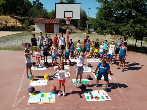 Basket giovanile: un successo la prima fase del Fabulous Camp 2020 dell'Abet Bra