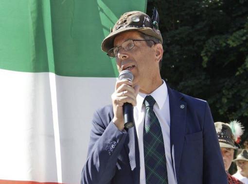 Cambio ai vertici delle penne nere: Matteo Galleano nuovo presidente della sezione Alpini di Cuneo
