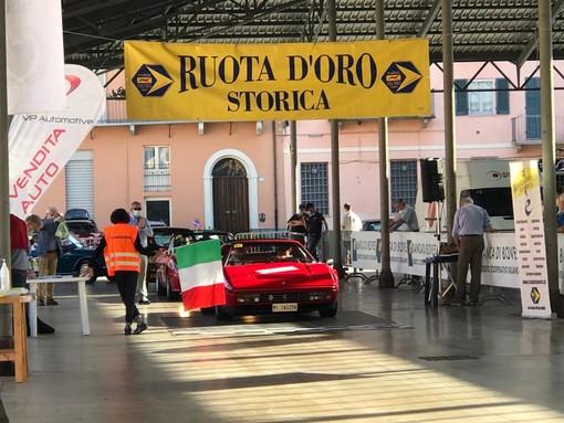 """Partita l'edizione 2020 della """"Ruota d'Oro Storica"""" a Cuneo (FOTO)"""