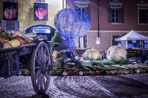Zucca in piazza, a Piozzo nel weekend i produttori locali con le zucche e prodotti tipici