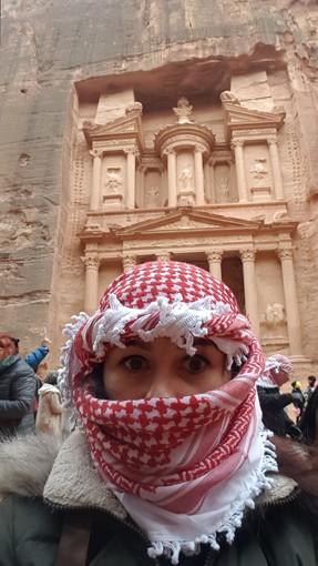 Anche a Petra, in Giordania, si legge Targatocn... e voi?