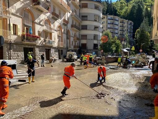 Limone Piemonte: i cittadini possono comunicare alla Regione i danni subìti a seguito degli eventi alluvionali