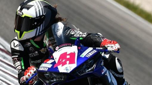 Motori: Arianna Barale, obiettivo Misano