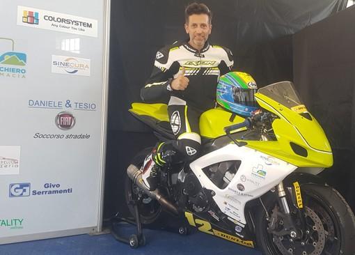 """Motori: Andrea Montagnana pronto per la """"Dunlop Cup"""""""