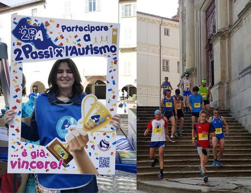 A Mondovì la corsa a sostegno delle persone con autismo e delle loro famiglie