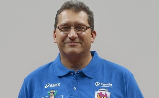 Volley femminile Serie C: Pgs El Gall, Andrea Berra è il nuovo allenatore