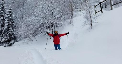 Artesina, scatta la stagione invernale