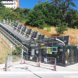 Cuneo: si anticipa a mercoledì 27 ottobre la manutenzione mensile dell'ascensore inclinato