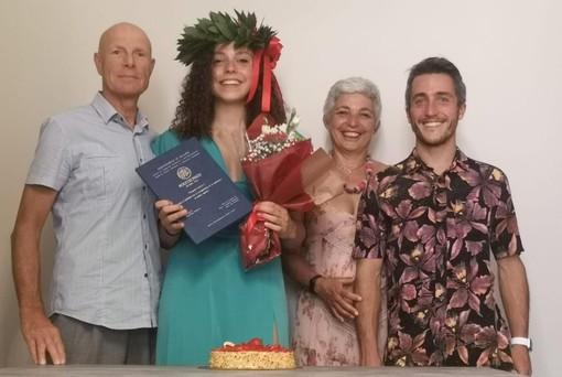 Cuneo Granda Volley: congratulazioni Alice Degradi, neodottoressa in Ingegneria Gestionale