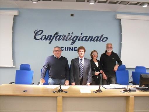 Claudio Piazza eletto presidente ANCoS di Confartigianato Cuneo
