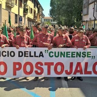 Foto dall'adunata degli alpini di Treviso (2017)