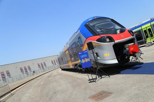 """La produzione dei """"Pop"""" all'Alstom Savigliano procede a rilento a causa di due fornitori esterni"""