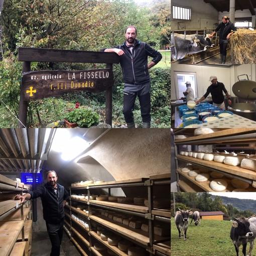 Allevamento e formaggi nel segno della genuinità: Edoardo e Gabriele Donadio raccontano la loro azienda agricola, che ha scommesso sulla montagna (FOTO)