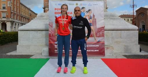 Atletica: Adele Roatta campionessa italiana di corsa su strada!