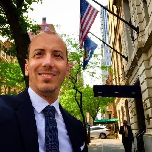 L'avvocato Alessio Ghisolfi