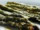 Mercoledì veg: Asparagi gratinati con sale Kala Namak
