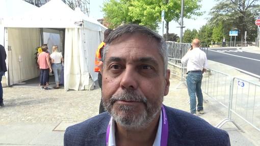 Il direttore di Rai News24 Andrea Vianello