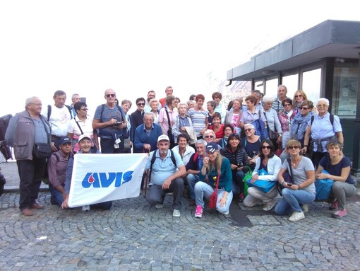 L'Avis di Mondovì in gita sociale sul lago di Como