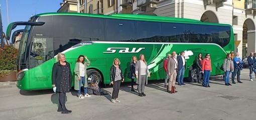 """""""Cuneo in bus"""": dieci agenzie di viaggi del capoluogo fanno rete per ripartire in sicurezza [VIDEO]"""