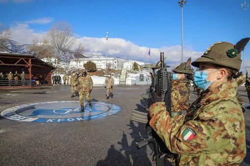 Militari impegnati nel Regional Command West