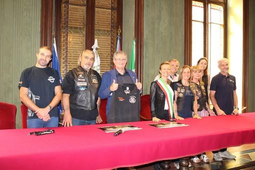 """Alba: presentata la """"Reunion Bikers Alba"""", sabato 21 e domenica 22 settembre in città"""