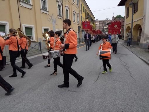 Grande festa a Centallo per i 50 anni dell'Avis (Fotogallery)