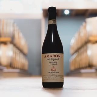 Amarone della Valpolicella fra le migliori etichette di vino italiane