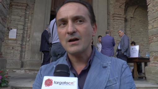 """Alberto Cirio correrà per le regionali o le comunali? """"Qualsiasi scelta sarà nell'interesse della mia Langa e della mia Alba"""" (VIDEO)"""