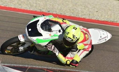 Motori: continua il sogno di Arianna Barale, correrà nel CIV Pre Moto3