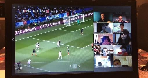 Calcio: la sezione Arbitri di Bra invia un video alle scuole per fare conoscere il suo mondo