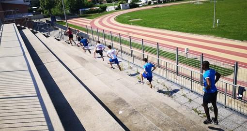 Atletica Roata Chiusani, ripresi gli allenamenti