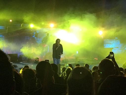 Antonello Venditti infiamma il pubblico dell'Anima Festival in un concerto carico di musica e parole