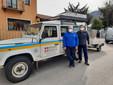 Fabio Armando e Piero Cavallera, presidente e vice Aib di Borgo San Dalmazzo