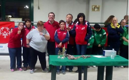 """""""Amico Sport"""" d'oro nel XV Meeting """"Boccia la Mole"""""""