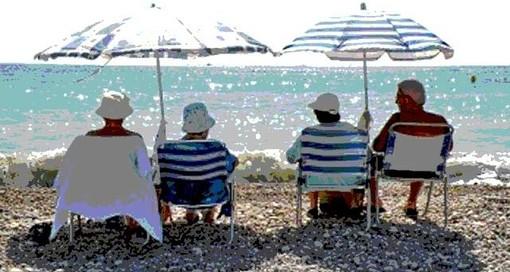 Auser di Cuneo organizza il soggiorno anziani a Diano Marina